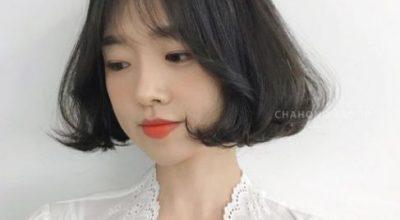 Hình ảnh tóc ngắn uốn bồng bềnh thịnh hành nhất hiện nay