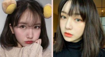 Những Kiểu Tóc Ngang Vai Hàn Quốc Đẹp Xinh CHO PHÁI NỮ HIỆN NAY