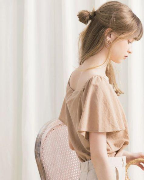Bạn để biết đến cách buộc tóc phong cách Hàn Quốc siêu xinh xắn này chưa, cùng đón xem ngay bây giờ nào - Hình ảnh số 1