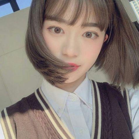 Kiểu tóc duỗi Hàn Quốc đẹp không bao giờ sợ lỗi thời theo năm tháng cho nữ - Hình ảnh số 1