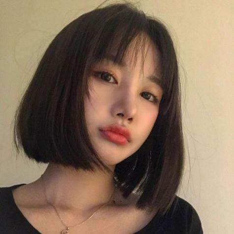 Tóc nữ ngắn Hàn Quốc đẹp mới nhất được nhiều ngôi sao nổi tiếng lựa chọn - Hình ảnh số 1