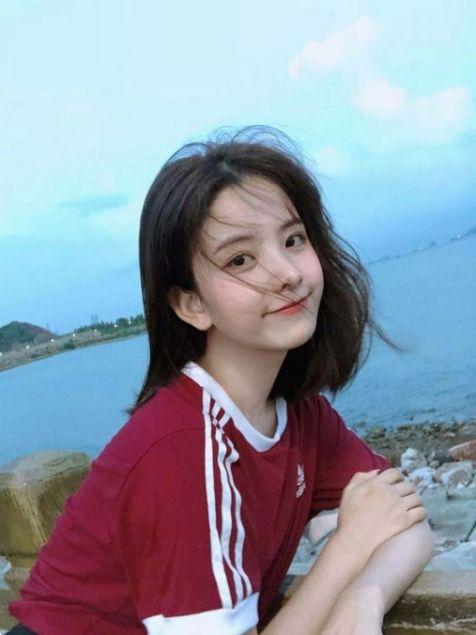 Xu hướng tóc nữ ngang vai Hàn Quốc đẹp mới nhất cho phái nữ - Hình ảnh số 1