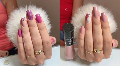 Hình ảnh những mẫu móng tay nail đẹp nhất hiện nay