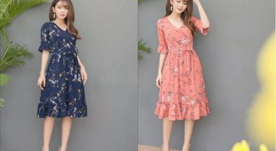 """Tuyển chọn những mẫu váy đầm maxi đẹp 2020 thời trang Hàn Quốc"""""""