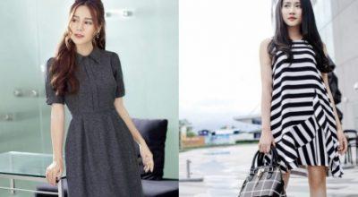 Xu hướng thời trang những mẫu váy đầm suông chữ A đẹp nhất năm 2020