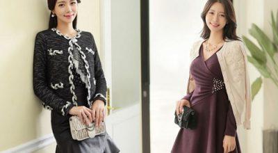 Tổng hợp những mẫu áo khoác nữ hàn quốc đẹp nhất 2020