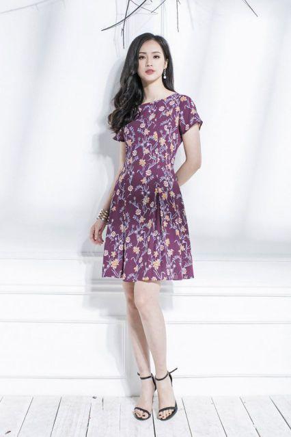 Chiêm ngưỡng mẫu Đầm đẹp cho Tuổi 35 - Hình 1