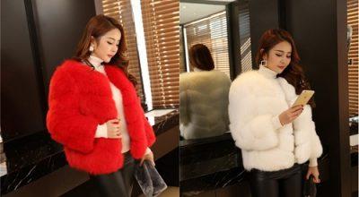 Thời trang áo khoác lông đẹp nhất dành cho nữ