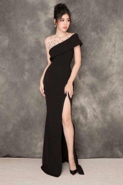 Các mẫu đầm dạ hội đẹp nhất hiện nay - Hình 4