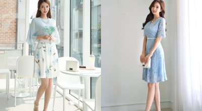 Xu hướng thời trang những mẫu váy đầm xòe đẹp nhất hiện nay