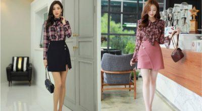 Những kiểu váy đầm ngắn công sở nữ đẹp nhất 2020