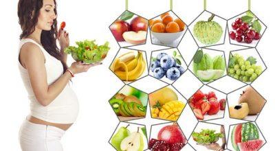 Những chế độ dinh dưỡng cần thiết dành cho bà bầu