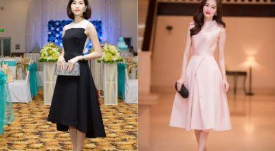 Xu hướng thiết kế thời trang mẫu váy đầm dự tiệc đẹp nhất 2020