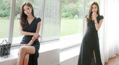Các kiểu váy đầm maxi dáng dài cực đẹp 2020