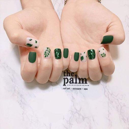 Bộ móng nail xinh dành cho mùa hè - Hình 2