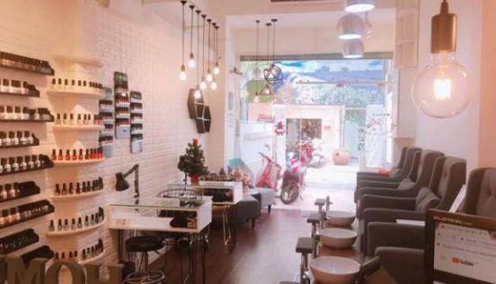 Địa chỉ Tiệm nail đẹp ở TPHCM - Honey Nail