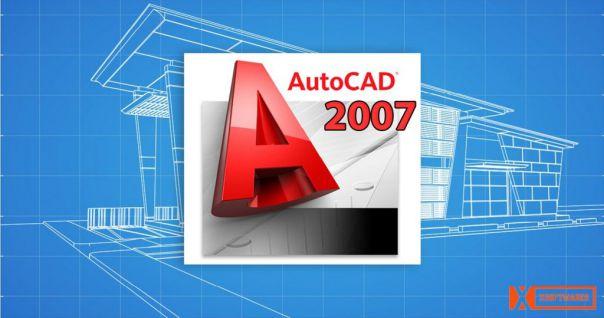 Tải phần mềm autocad 2007 và hướng dẫn cài đặt