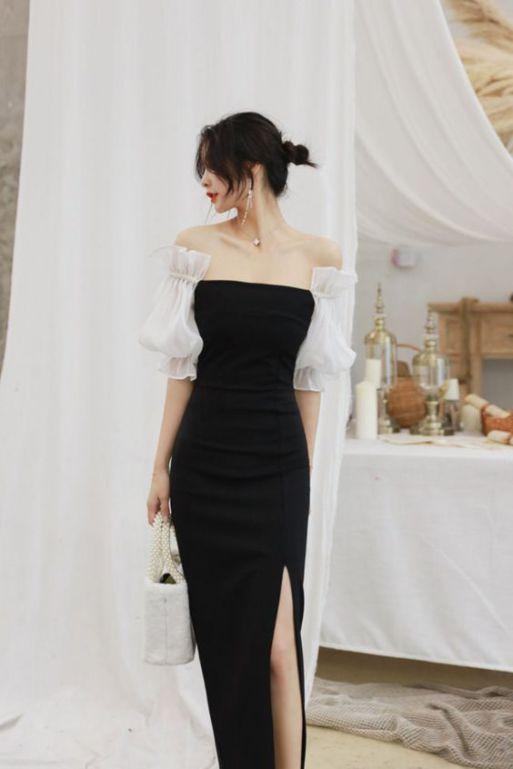 Thiết kế thời trang mẫu váy đầm dự tiệc ôm body đẹp - Hình 3