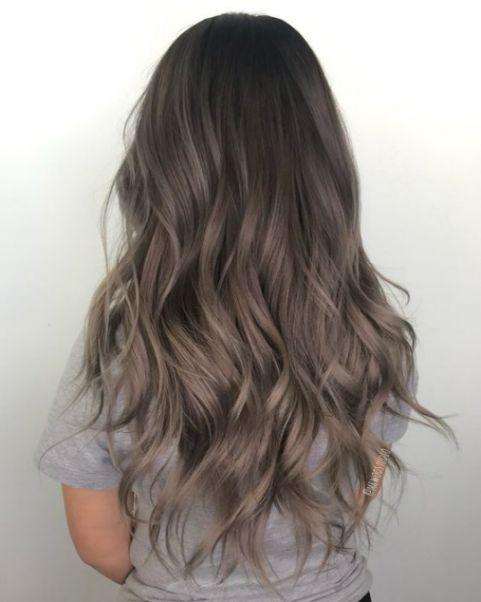 Tóc nữ layer xoăn bồng bềnh đẹp nhất một cách bất ngờ - Số 2