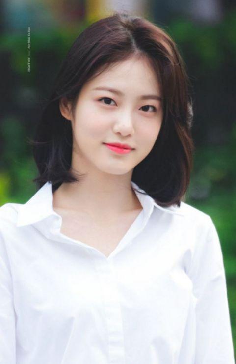 Tóc nữ uốn phồng Hàn Quốc đẹp nhất như ngôi sao nổi tiếng số 1