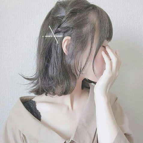 Nhuộm tóc khói đẹp cho các bạn nữ trẻ trung, cá tính, sành điệu mới nhất hiện nay