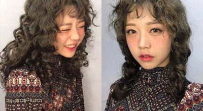 Những kiểu tóc nữ xoăn đẹp đang trở thành xu hướng mới nhất Hàn Quốc. Các hình ảnh tóc xoăn sóng cho mái tóc ngắn ngang vai, tóc dài ngang lưng xinh đốn tim.