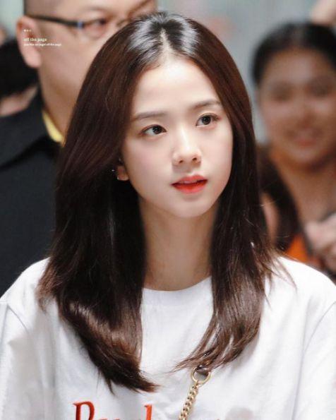 Tăng sự thu hút qua tóc ép cụp dài mà các tín đồ Hàn Quốc lựa chọn nhiều nhất
