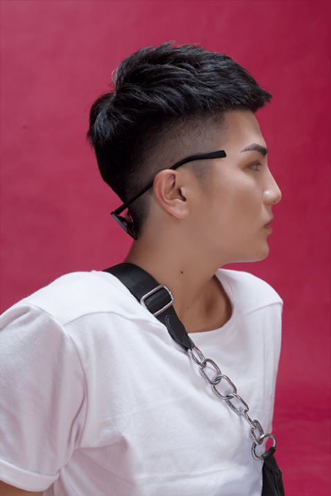 Xu hướng tạo kiểu tóc mohican uốn phù hợp cho nam mọi độ tuổi - Hình ảnh số 3