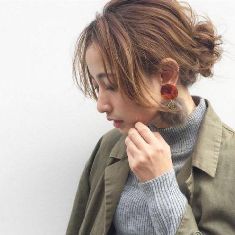 Xu hướng mẫu tóc ngắn buộc đẹp thay đổi diện mạo mới nhất cho nữ - Hình ảnh số 2