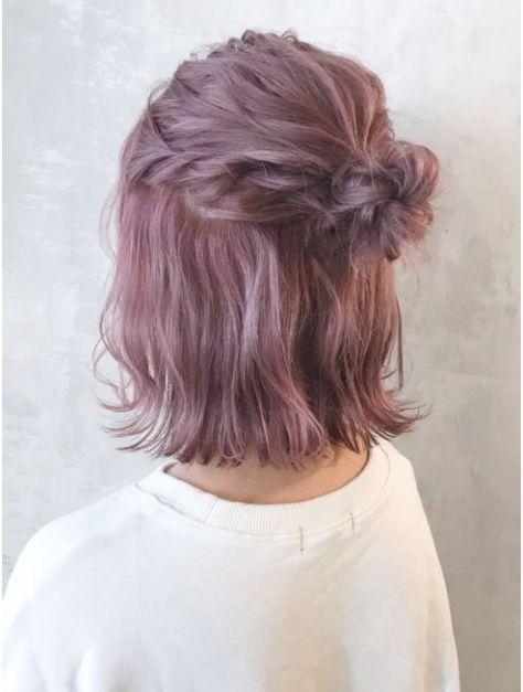 Tổng hợp các kiểu tóc ngắn buộc nửa đầu chiếm tình cảm nhiều phái nữ - Hình ảnh số 1