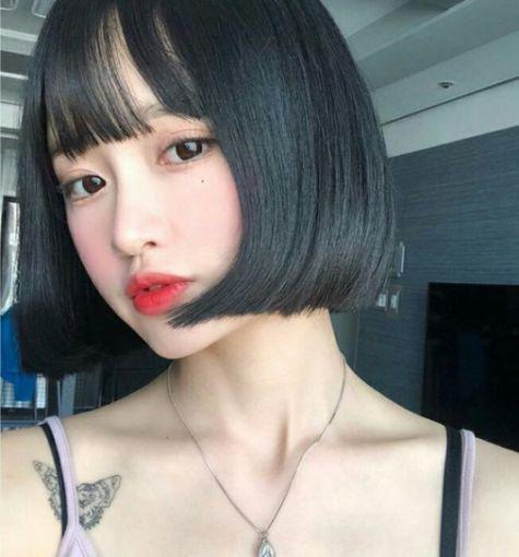 Tăng độ thu hút trên khuôn mặt qua kiểu tóc ép cụp đuôi cho các chị em phụ nữ hiện đại