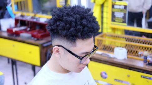 Cách tạo kiểu tóc premlock tại Phong BVB (salon) được nhiều nam giới yêu thích và nhanh chân săn đón