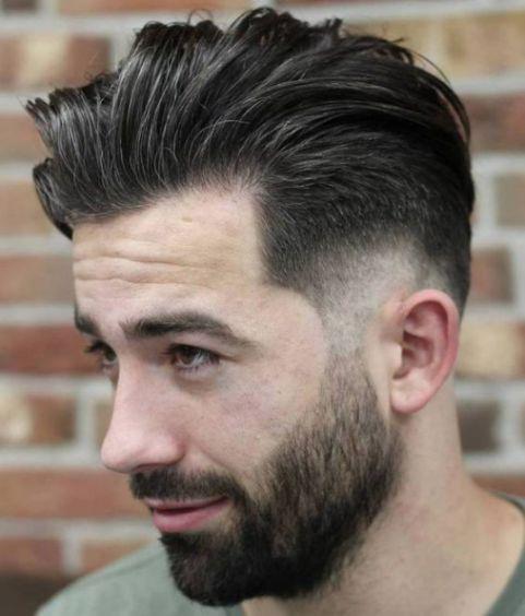 Giới thiệu đến bạn Style tóc disconnected undercut đình đám giúp nam giới tăng độ nam tính và mạnh mẽ