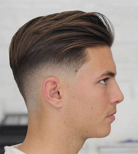 Kiểu tóc undercut phong cách đơn giản cho nam giới đang được ưa chuộng