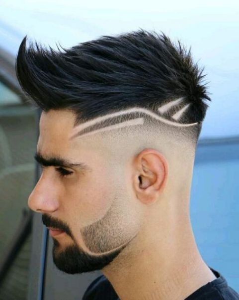 Kiểu tóc undercut kẻ vạch đẹp nhất cho nam giới gây sức thu hút trong đám đông, giúp bạn nổi bật hơn