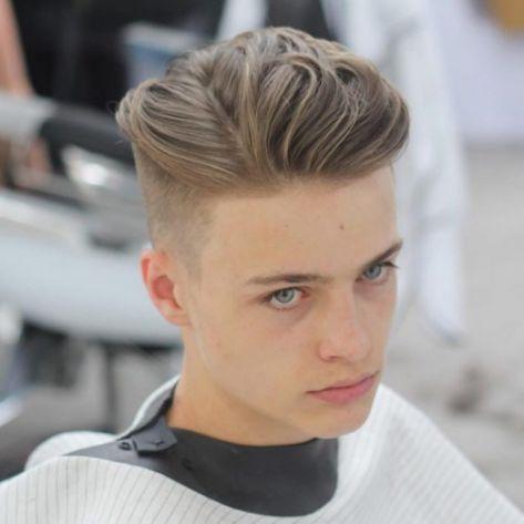 Phong cách tạo mẫu tóc undercut mái 7/3 đẹp dành cho nam giới không bao giờ lỗi xu hướng