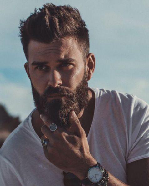 Kiểu tóc sport mái dài cho nam giới tôn vóc dáng cân đối đến bất ngờ - Hình ảnh số 1