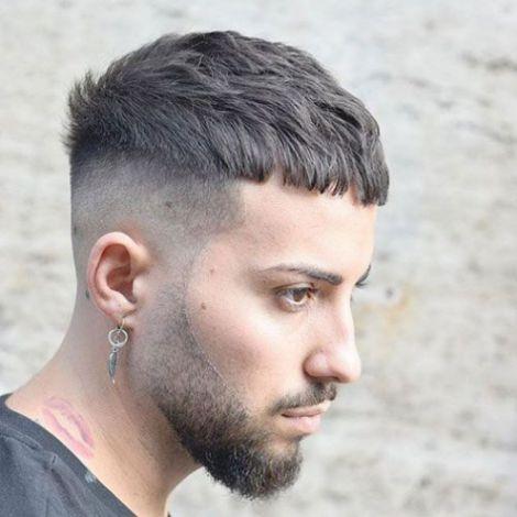 Xu hướng tóc sport không vuốt cho nam nhưng vẫn tạo sự mạnh mẽ và cuốn hút - Hình ảnh số 4