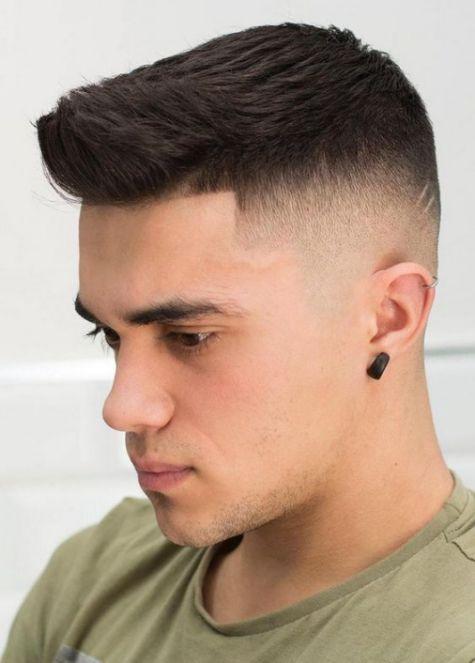 Phong cách tóc sport quiff đẹp cho nam mang lại sự gọn gàng, mạnh mẽ - Hình ảnh số 1