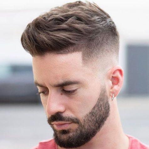 Phong cách tóc sport vuốt dựng đẹp cho nam giới khiến chị em phụ nữ mê mẩn - Hình ảnh số 3