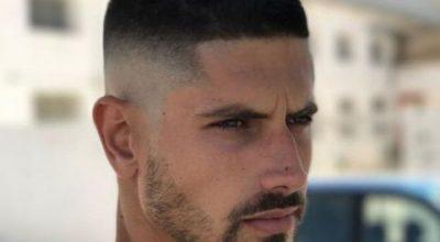 Phong cách tóc 3 phân quân đội ngắn thể hiện sự mạnh mẽ cánh mày râu nam giới - Hình ảnh số 1
