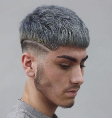 Lựa chọn cách tạo hình tóc mohican 3 phân ngắn gọn gàng và mạnh mẽ cho nam giới sành diệu - Hình ảnh số 3