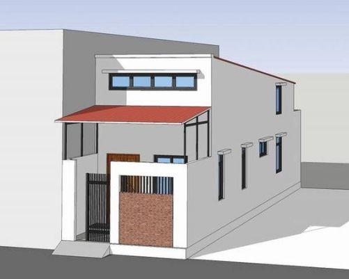 Mẫu thiết kế nhà cấp 4 giá rẻ với không gian tối ưu diện tích nhất được nhiều chủ đầu tư quan tâm